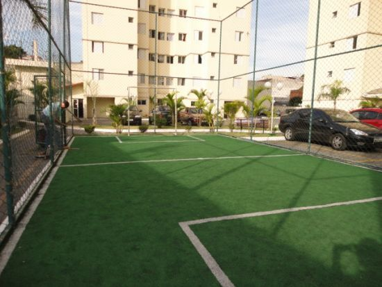 Apartamento venda Vila Palmares Santo André