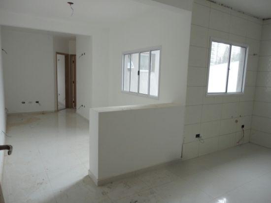 Cobertura Duplex Campestre 2 dormitorios 3 banheiros 2 vagas na garagem