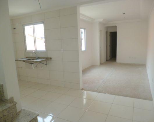 Cobertura Duplex Jardim Santo Antônio 2 dormitorios 1 banheiros 1 vagas na garagem
