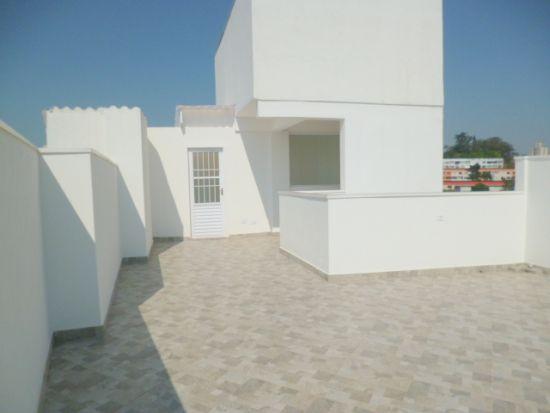 Cobertura Duplex Vila Guiomar 2 dormitorios 2 banheiros 2 vagas na garagem