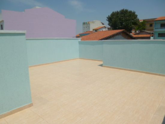 Cobertura Duplex venda Jardim Progresso Santo André