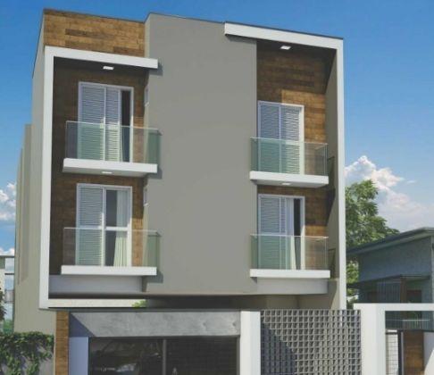 Apartamento Vila Camilópolis 2 dormitorios 2 banheiros 1 vagas na garagem