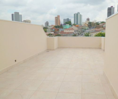 Cobertura Duplex venda Jardim Cristiane Santo André