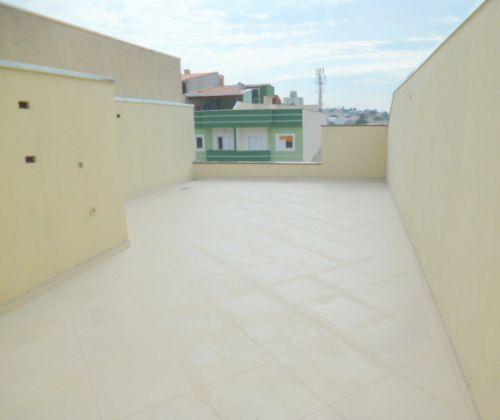 Cobertura Duplex Vila Scarpelli 2 dormitorios 1 banheiros 1 vagas na garagem