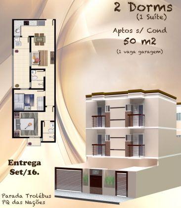 Apartamento venda Vila Lucinda Santo André