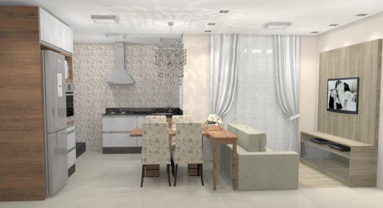 Apartamento venda Vila Alzira Santo André