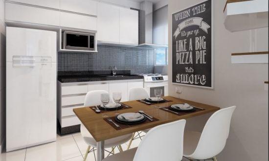 Apartamento venda Vila Pires Santo André