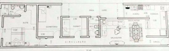 Apartamento venda Santa Maria - Referência AP2106