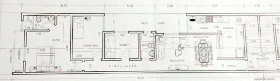 Cobertura Duplex venda Santa Maria - Referência CO1617