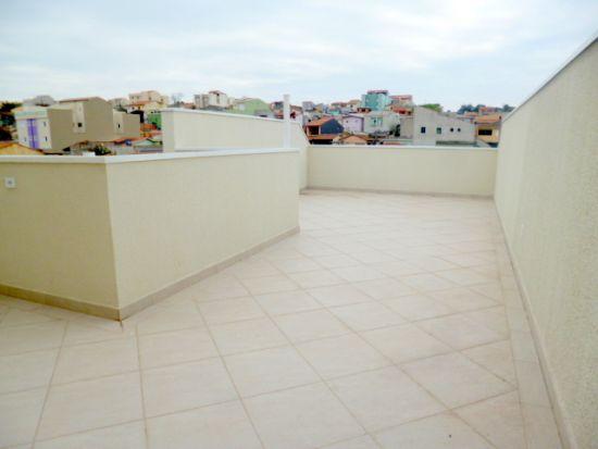 Cobertura Duplex venda Jardim Santo Alberto Santo André