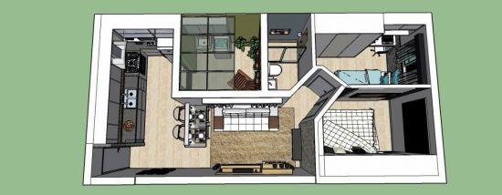 Cobertura Duplex venda Parque Novo Oratório Santo André