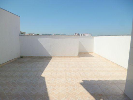 Cobertura Duplex venda Vila Tibiriçá Santo André