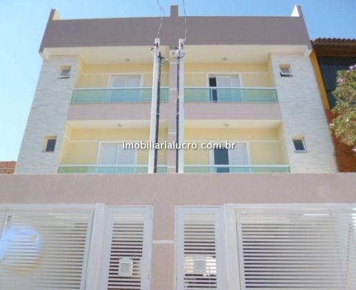 Apartamento Vila Tibiriçá 2 dormitorios 1 banheiros 1 vagas na garagem
