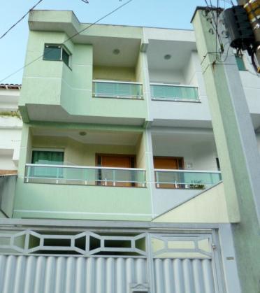 Sobrado venda Vila Dora Santo André