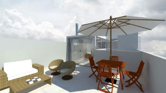 Cobertura Duplex venda Santa Maria Santo André