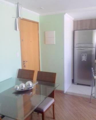 Apartamento Vila Alpina 2 dormitorios 2 banheiros 1 vagas na garagem