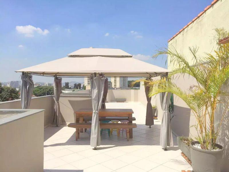 Cobertura Duplex venda Vila Curuçá - Referência CO1764