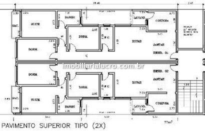 Cobertura Duplex venda Vila Pires - Referência CO1769