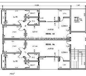 Cobertura Duplex Vila Pires 2 dormitorios 2 banheiros 1 vagas na garagem