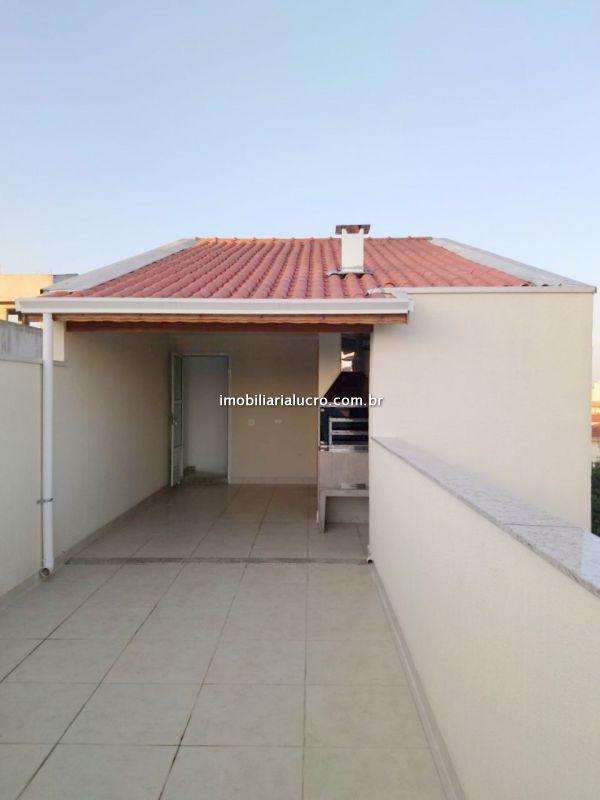 Cobertura Duplex Campestre 3 dormitorios 3 banheiros 2 vagas na garagem