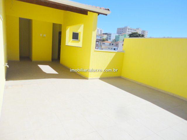Cobertura Duplex Vila Camilópolis 2 dormitorios 2 banheiros 1 vagas na garagem