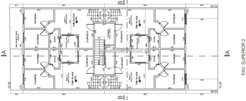 Cobertura Duplex venda Vila Vitória Santo André
