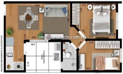 Apartamento venda Vila Curuçá - Referência AP2400