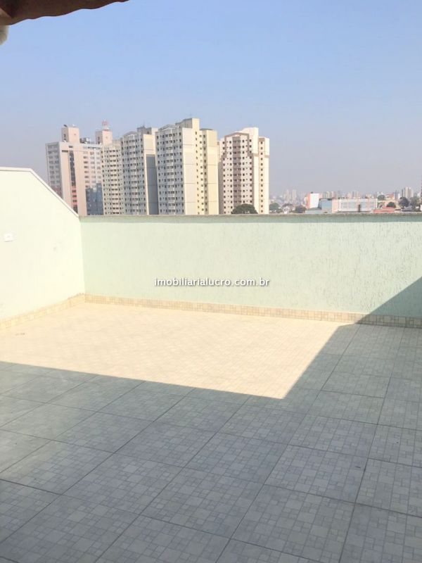 Cobertura Duplex venda Vila Guiomar - Referência CO1856