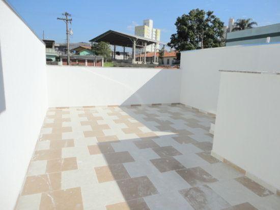 Cobertura Duplex venda Jardim Santo Antonio Santo André