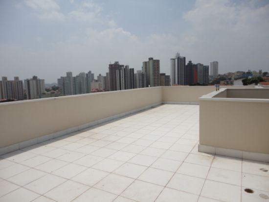 Cobertura Duplex Vila Gilda 2 dormitorios 1 banheiros 1 vagas na garagem