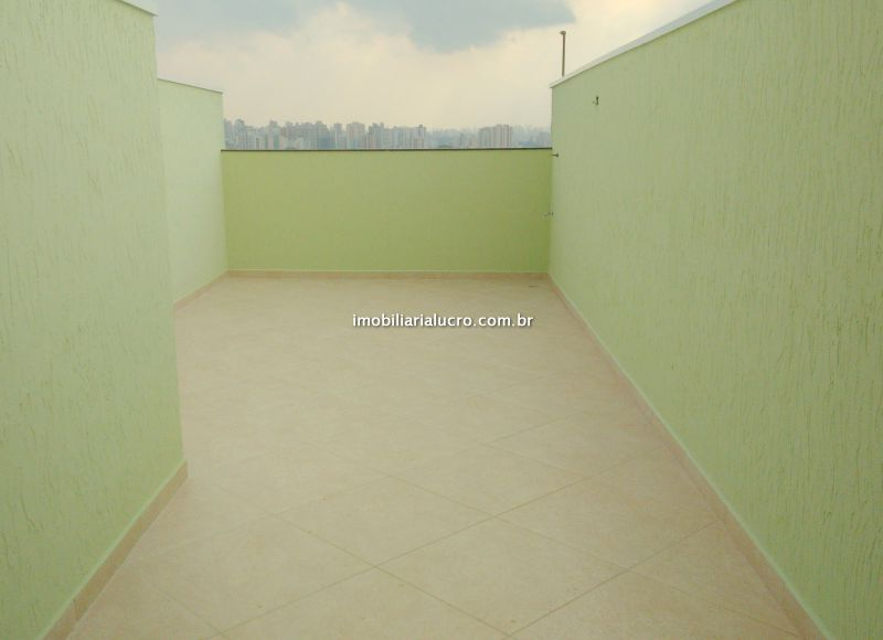 Cobertura Duplex Vila Metalúrgica 2 dormitorios 2 banheiros 1 vagas na garagem