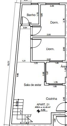 Cobertura Duplex à venda Vila Bastos - 21.jpg