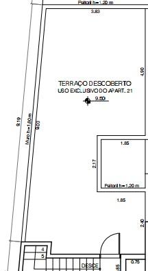 Cobertura Duplex à venda Vila Bastos - Cob.jpg