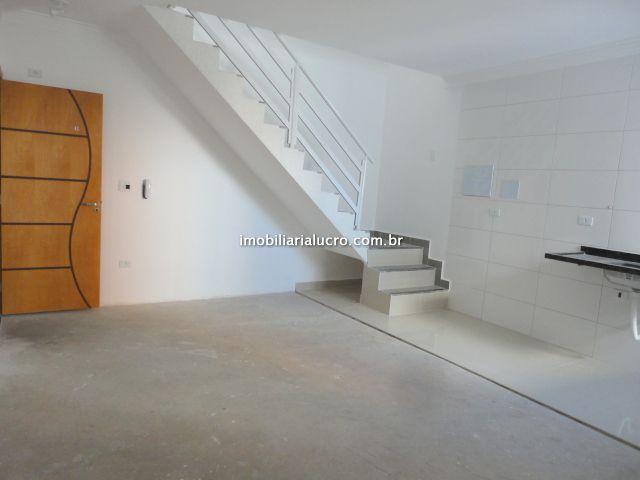 Cobertura Duplex venda Vila Valparaíso - Referência co2675