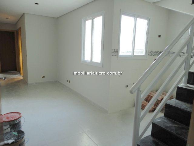 Cobertura Duplex venda Vila Valparaíso - Referência CO2095
