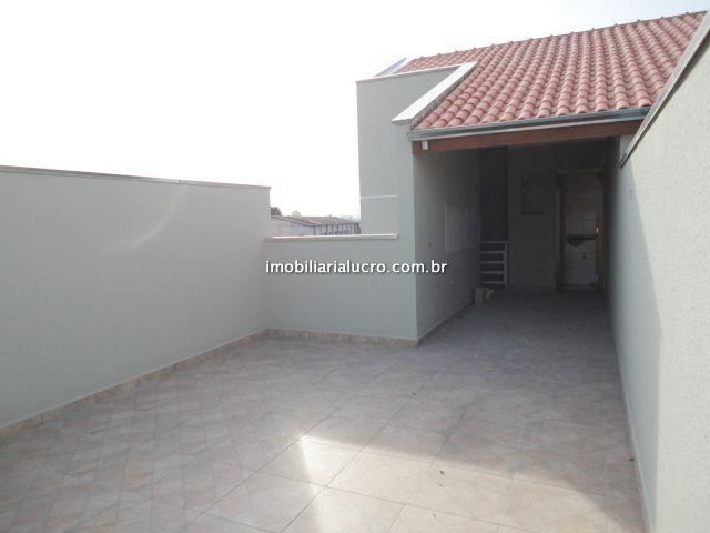 Cobertura Duplex venda Vila Valparaíso - Referência CO2096