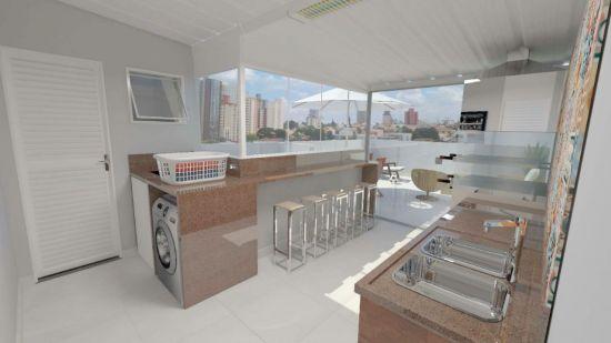 Cobertura Duplex venda Campestre - Referência CO2103