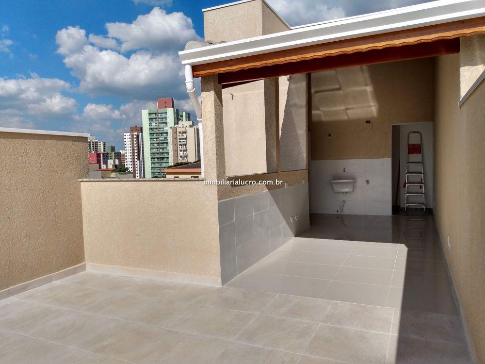 Cobertura Duplex venda Vila Guiomar - Referência Co2145