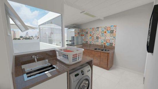 Cobertura Duplex venda Santa Maria - Referência CO2781