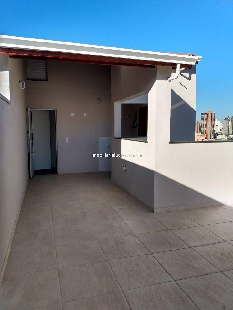 Cobertura Duplex venda Campestre - Referência CO2215