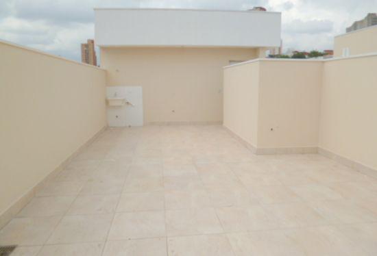 Cobertura Duplex Vila Alice 2 dormitorios 1 banheiros 1 vagas na garagem